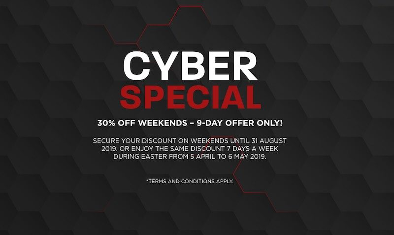 30% Off Cyber Special Discount SALE at Radisson Blu Hotels