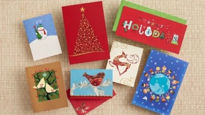 30% Off Holiday Boxed Cards Discount SALE at Barnes and Noble