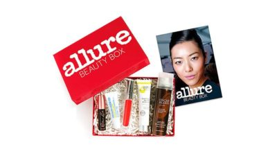 Allure Beauty Box: