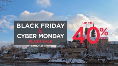 BLACK FRIDAY SALE at Accor Hotels