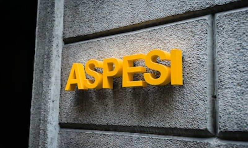Discount Coupon at ASPESI