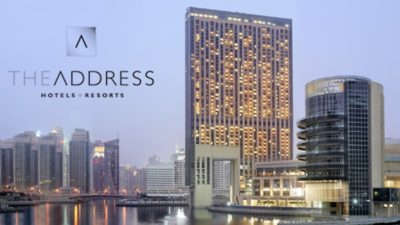 Discount SALE at Address Hotels & Resorts