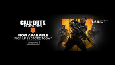 Download Call of Duty: Black Ops 4 today for Xbox, PS4, or PC at Gamestop.com