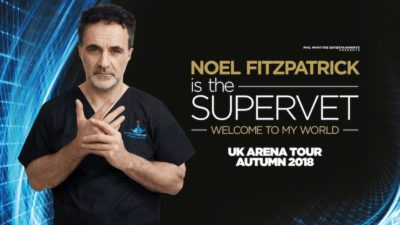 FREE Child ticket to Noel Fitzpatrick Is The Supervet at Ticketmaster