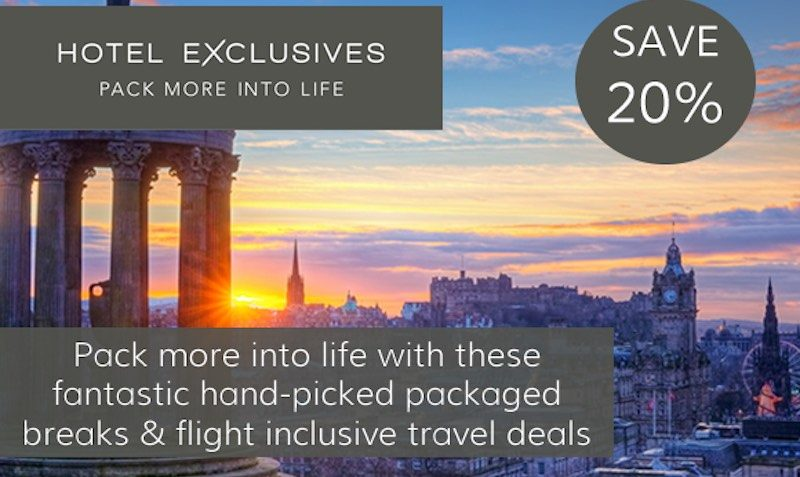 Handpicked DEALS at Hotel Exclusives