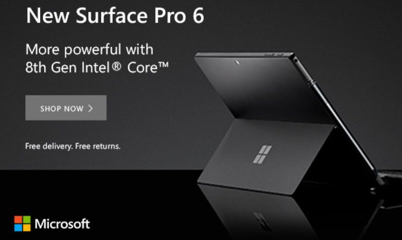 Microsoft Surface Launch