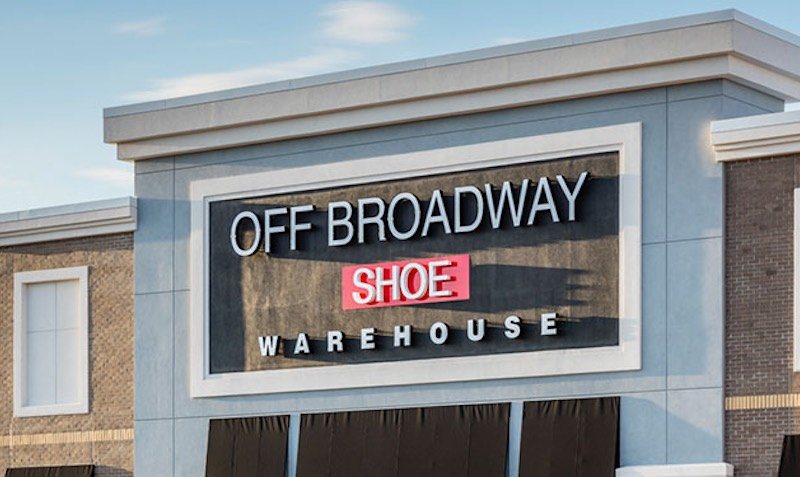 $10 Off Discount Coupon at Off Broadway