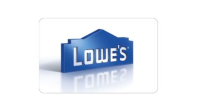 SALE at Lowe's