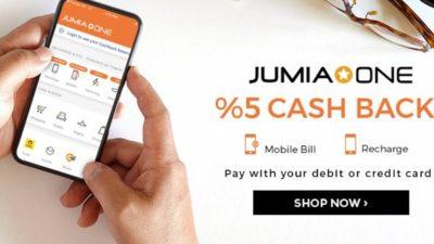 jumia cashback