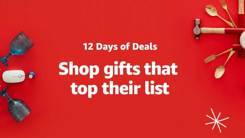 12 days of deals amazon edealo holiday shopping
