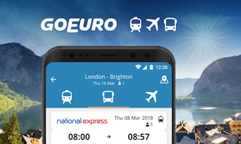 2 for 1 Trenitalia Tickets SALE at GoEuro