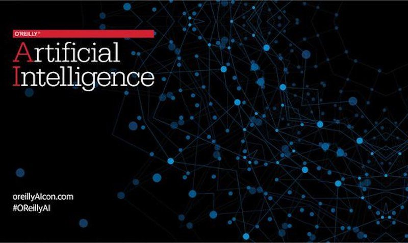20% O'Reilly Promo Code for Artificial Intelligence Conference