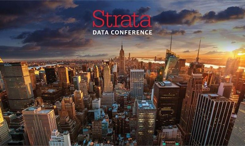 20% O'Reilly Promo Code for Strata Data Conference