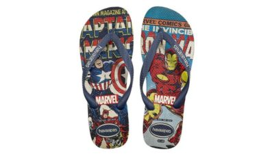 Avengers Movie Collection LAUNCH at Havaianas