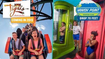 Buy a Busch Gardens Fun Card, get an Adventure Island Fun Card FREE