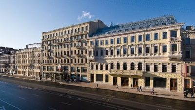 Christmas and NYE DEALS at Corinthia Hotel St Petersburg