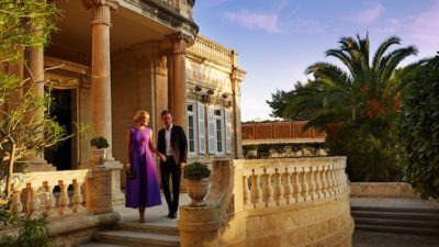 Corinthia Palace Hotel and Spa, Malta