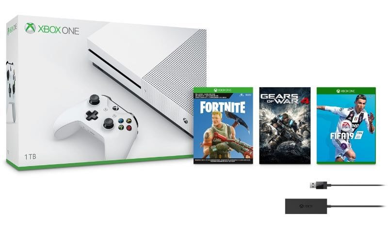 FREE FIFA2019 with Xbox One Consoles at Microsoft Store Australia