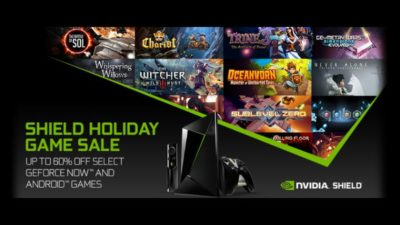 Holiday DEALS at NVIDIA
