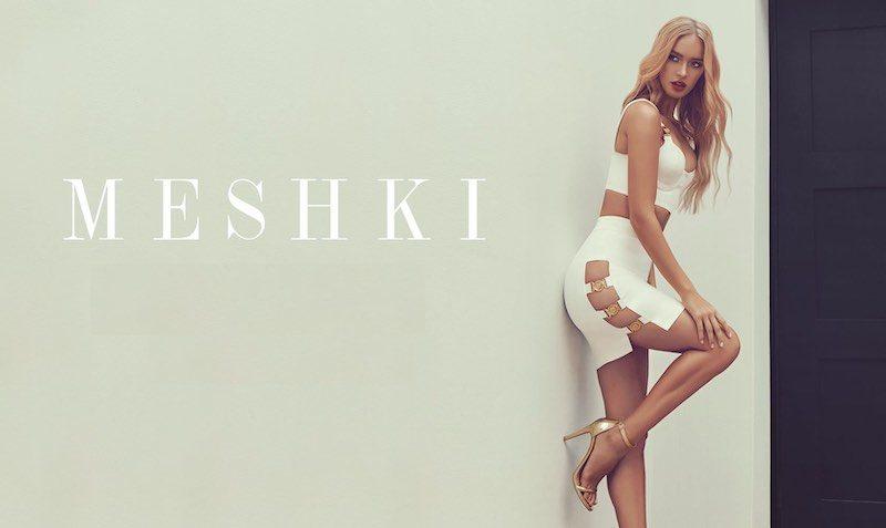 MESHKI promo code sale discount coupon offer