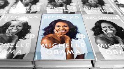 Michelle Obama Books DEAL at Barnes and Noble