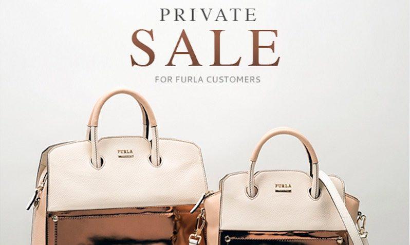 Private Discount SALE at FURLA