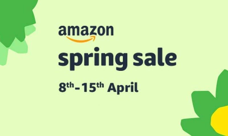Spring Sale at Amazon UK