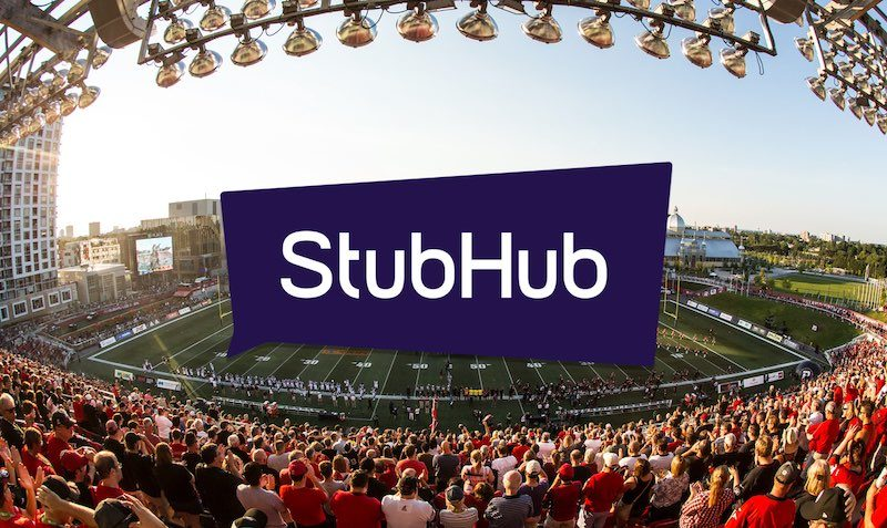 Stubhub promo code discount sale