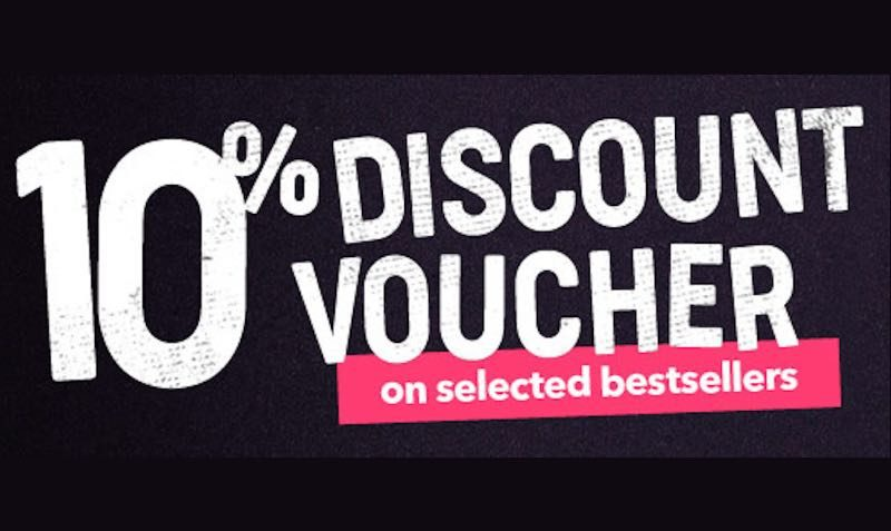 Voucher Code at Book Depository