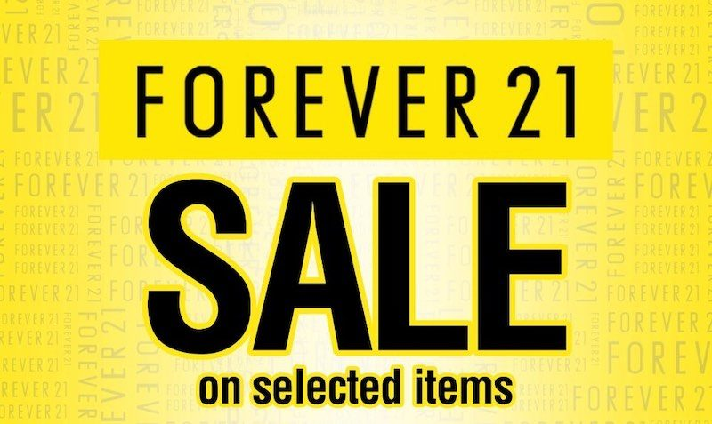 forever 21 sale discount promo code coupon