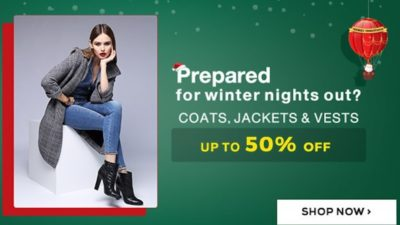 jumia sale jacts coats fashion