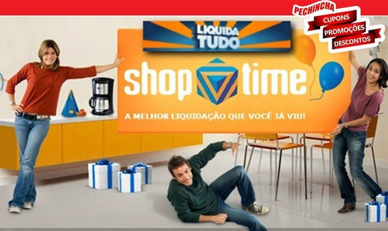 shoptime cupom discount code promo