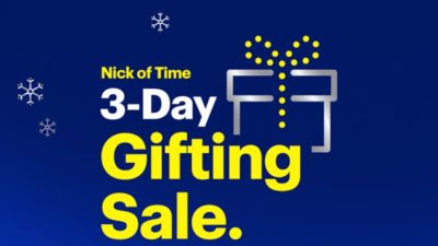 3-Day Gifting Discount SALE at Best Buy