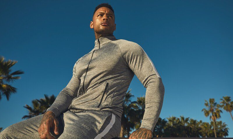 30% off Activewear with code at boohooMAN
