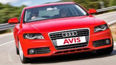 AVIS Sale offer discount