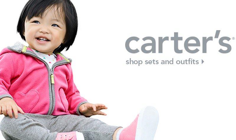 Carter's sale promo code offer