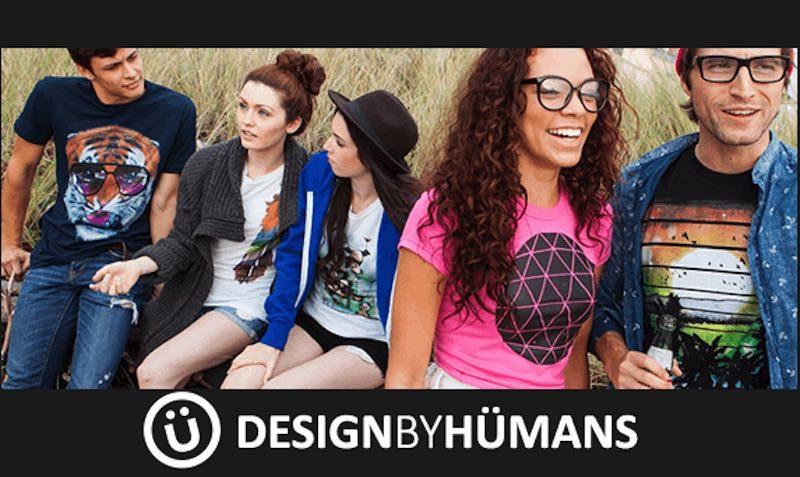 DesignByHumans.com offer discount sale