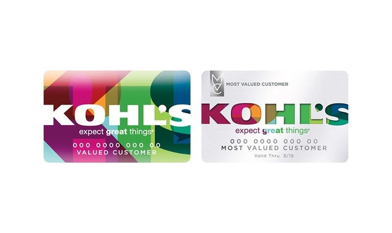 Discount Offer Sale Kohl's Charge at Kohl's