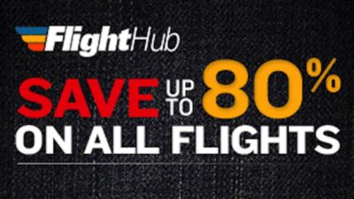 Discount SALE at FlightHub