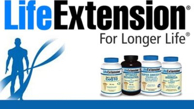 Discount SALE at Life Extension