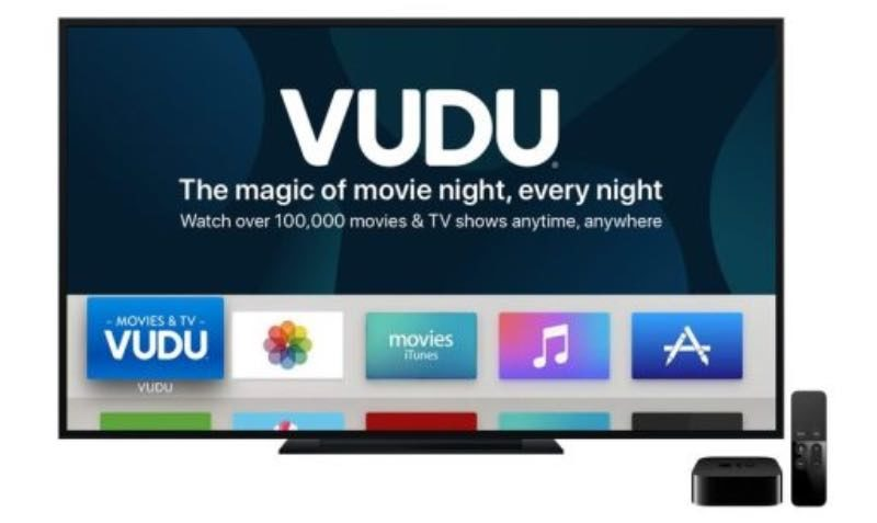 Discount Sale at Vudu