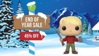 End of Year SALE at Pop In A Box