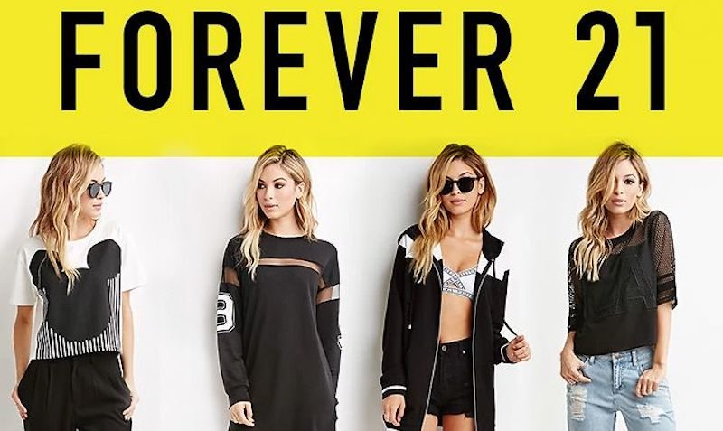 Forever 21 Sale offer discount Promo code