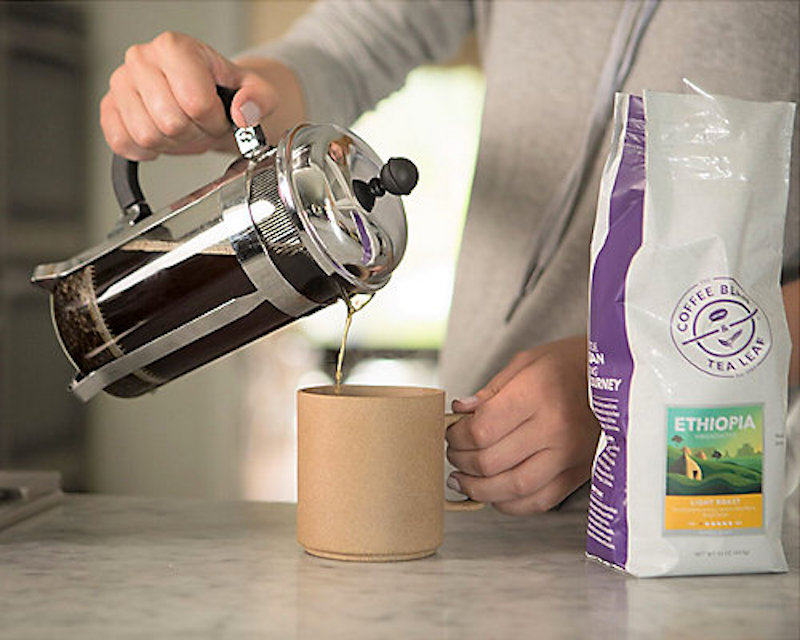 The Coffee Bean & Tea Leaf™: 50% Off Coffee, Tea & More