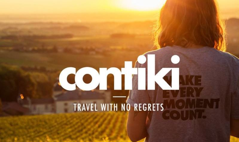 Discount Coupon at Contiki