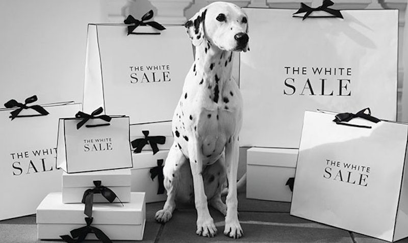 Discount Coupon at The White Company