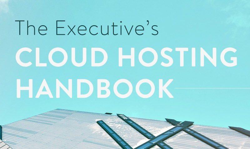 Download Media Temple's FREE eBook 'The Executive's Cloud Hosting Handbook'!