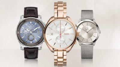 souq uae deal of the day watches guess fossil ck