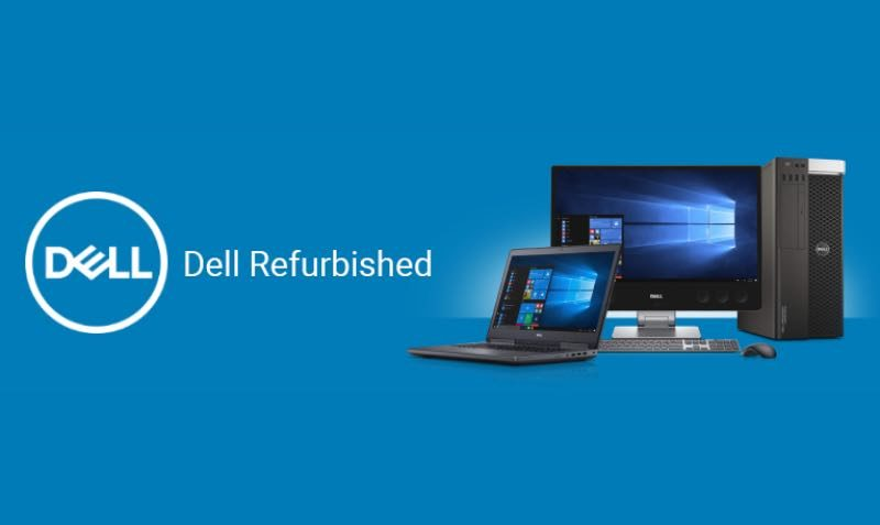 Discount Coupon at Dell Refurbished UK