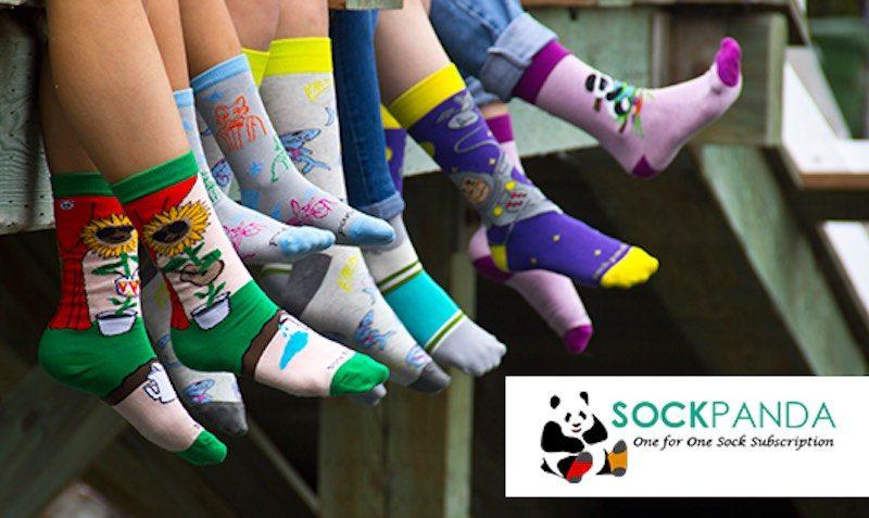 Discount Coupon at Sock Panda